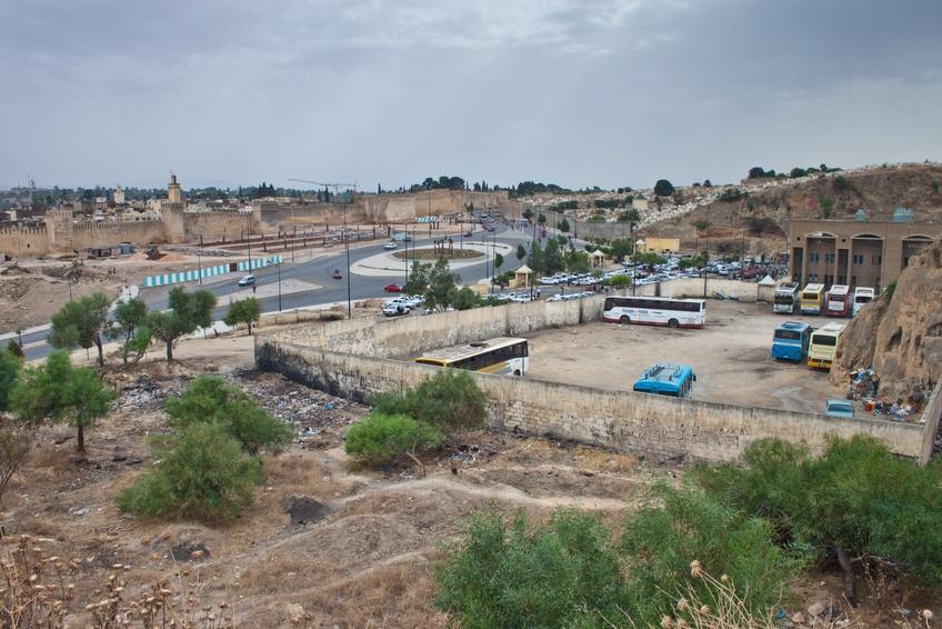Gare routière de Fez