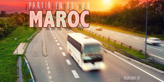 Partir en bus au Maroc