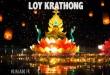 Festival Loy Kratong et Yi Peng