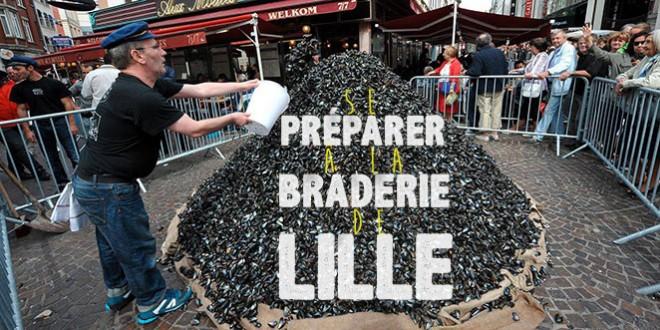 Se préparer à la braderie de Lille (couverture)