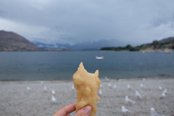 Fish and Chips (Nouvelle Zélande)