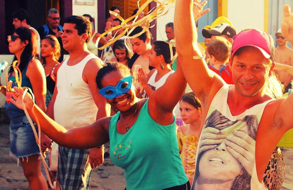carnaval brésilien à Rio