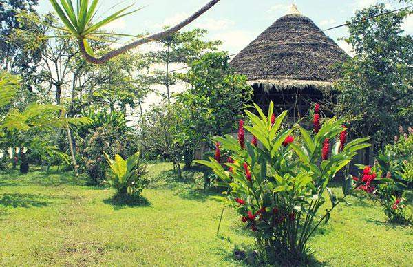 village en Amazonie