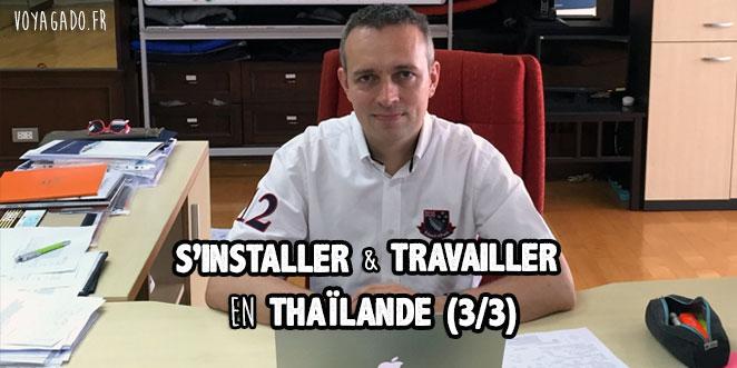 Intégration en Thaïlande