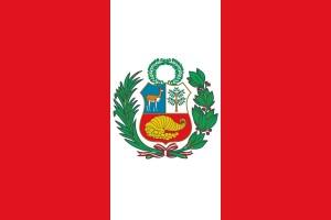 drapeau péruvien