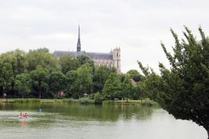 Lac Parc Saint Pierre Amiens