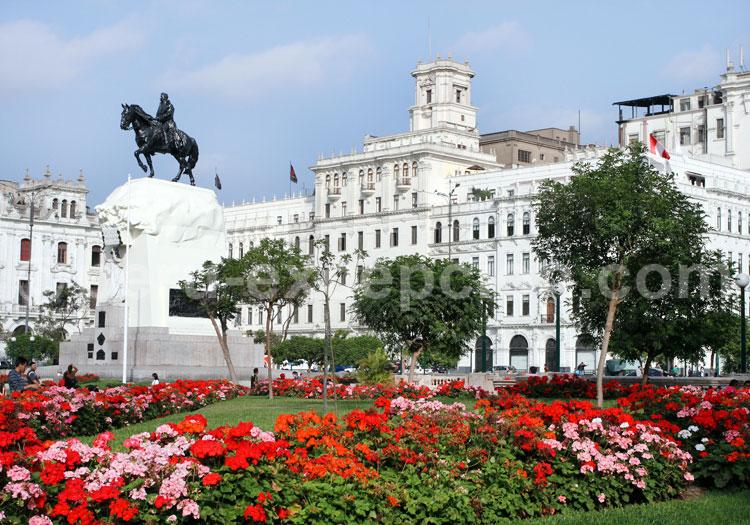 Lima : centre historique