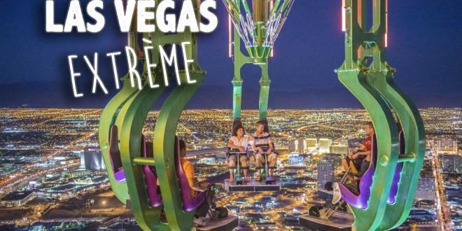 Manège extrême à Las Vegas