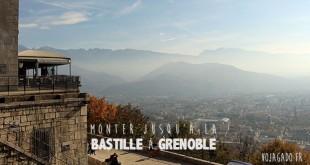 Panorama de la Bastille à Grenoble