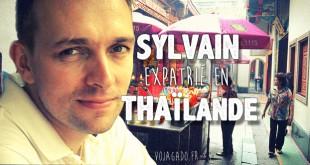 Slyvain expatrié en Thaïlande (couverture)