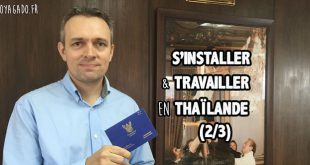 insertion en Thaïlande par Sylvain